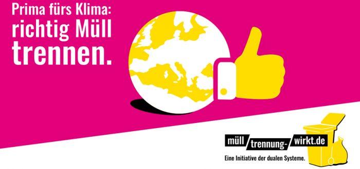 Kampagne der dualen Systeme Deutschland